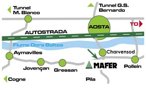 MAFER - Frazione Pont Suaz, 106/107 AOSTA (IT)